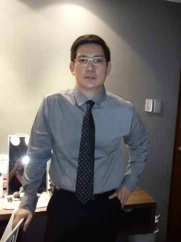 2012 hehe nuthin i just miss papa chen errr richard yap i used to see