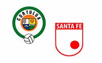 Cortulua vs Santa Fe