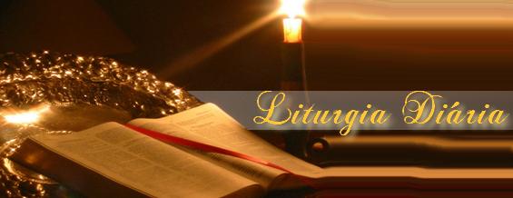Liturgia Diária Canção Nova