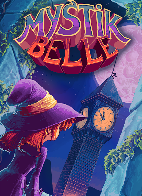 Impresiones con Mystik Bell. Arcade y aventura gráfica se dan la mano en un juego especial