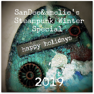 Winter Steampunk Challenge