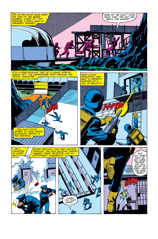 Captain America (1968) Issue #251 #166 - English 7