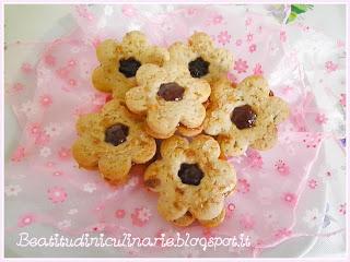 biscotti di farina d'orzo
