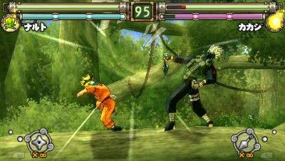 Kumpulan Game PSP dan PPSSPP Naruto ISO Android PC 6