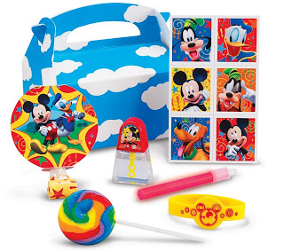 Disney Mickey Fun and Friends Party Favor Box