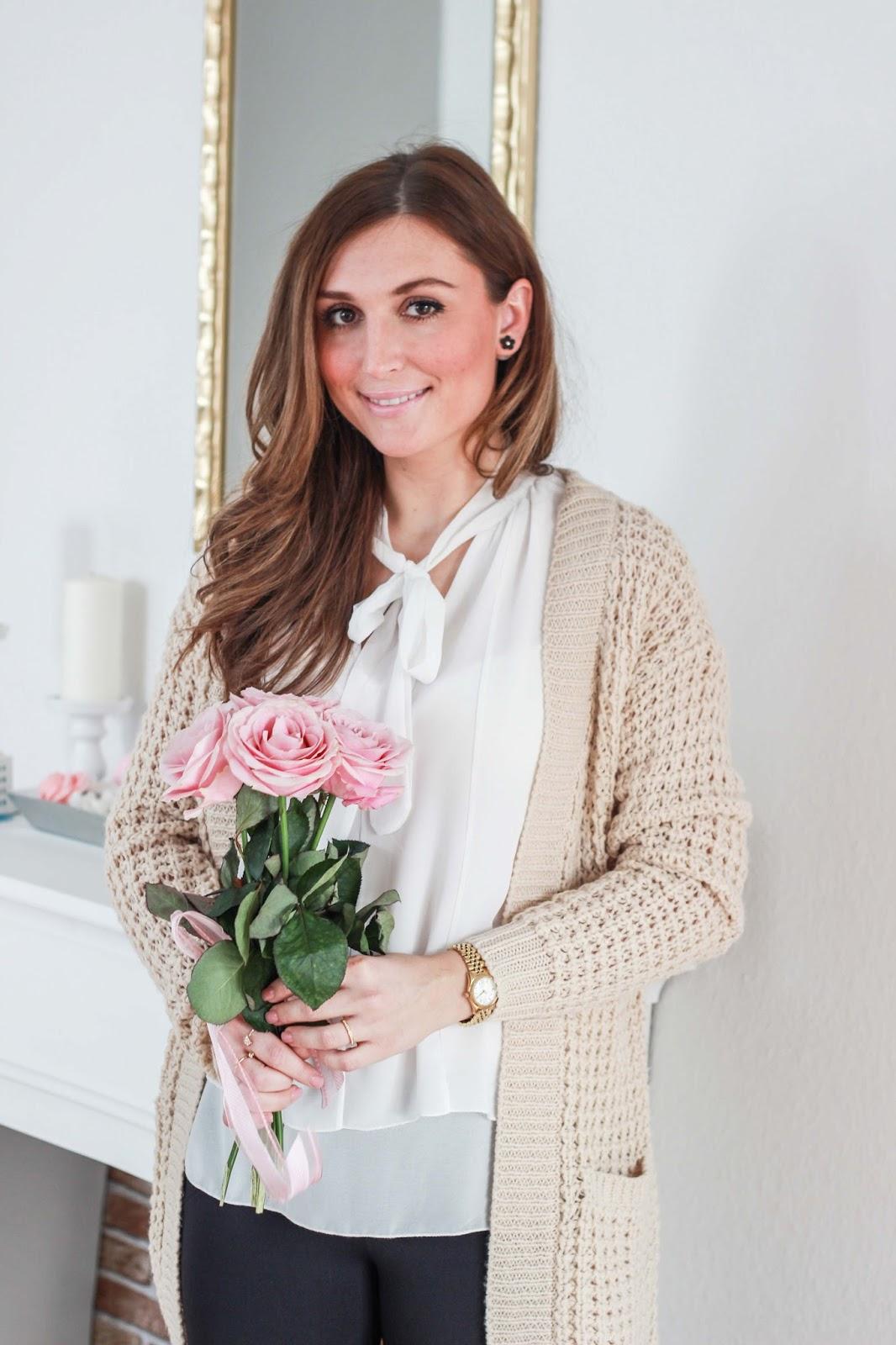 Fashionstylebyjohanna - Blogger aus Frankfurt - Frankfurt Fashionblogger - Weiße Blusen tragen - Blogger mit weißen Blusen
