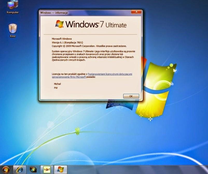 Виндовс7 32 бит