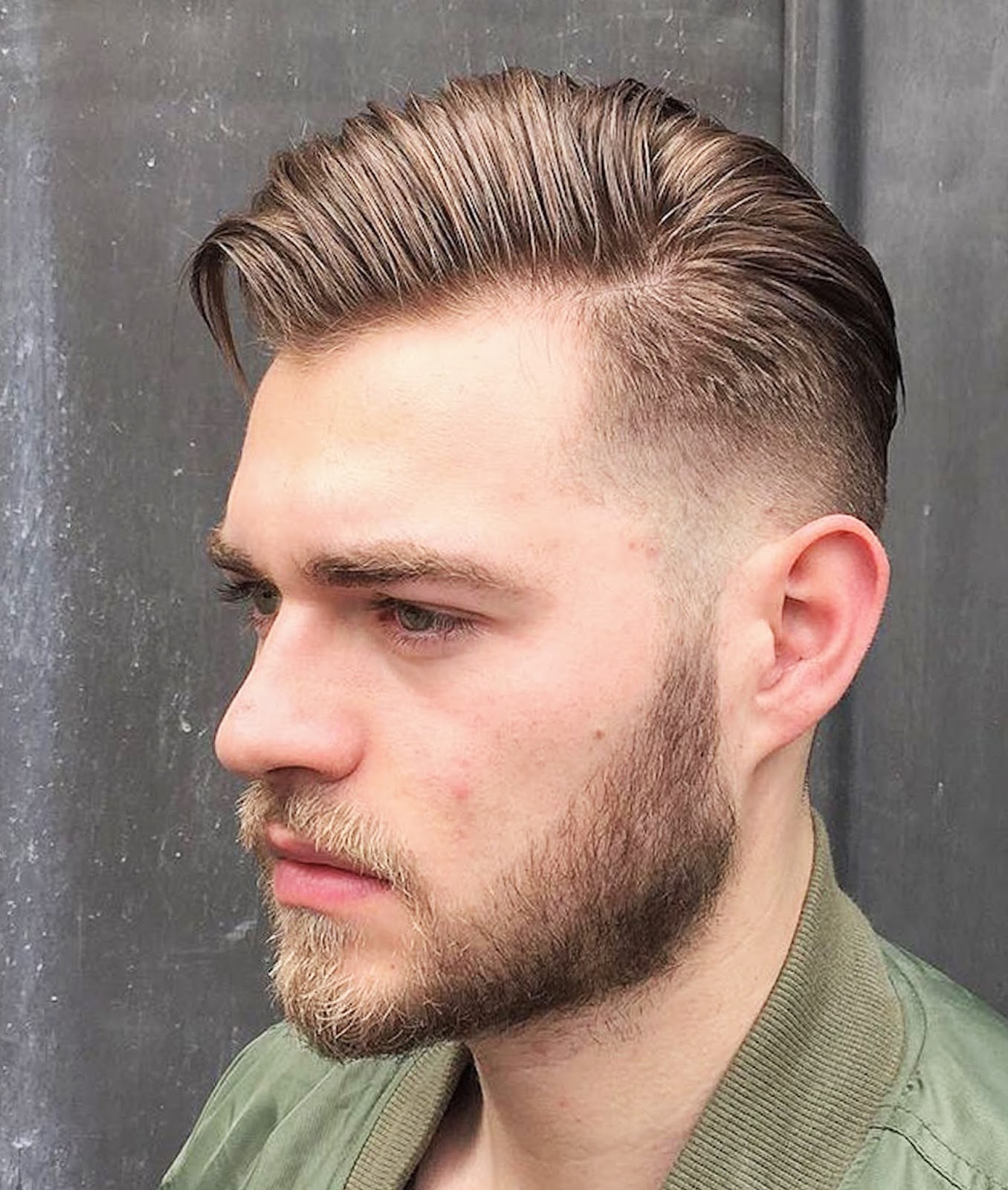 Mens hairstyles 2014 fade