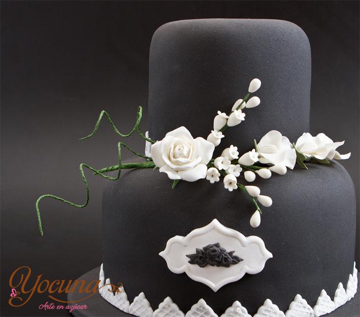 Elegant Th Wedding Anniversary Cakes