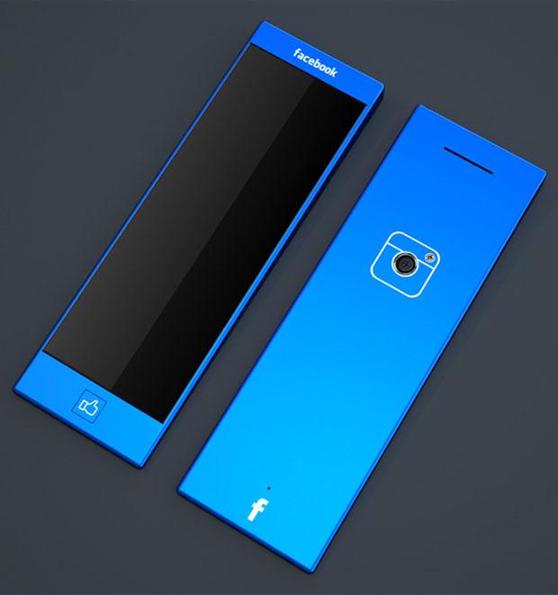 Facebook Concept Phone 2