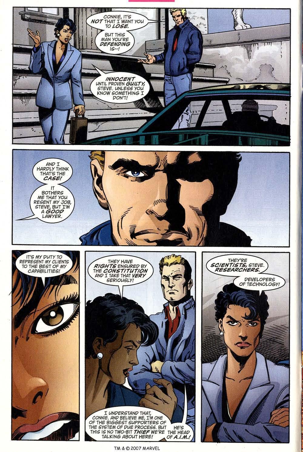 Captain America (1998) Issue #40 #47 - English 6