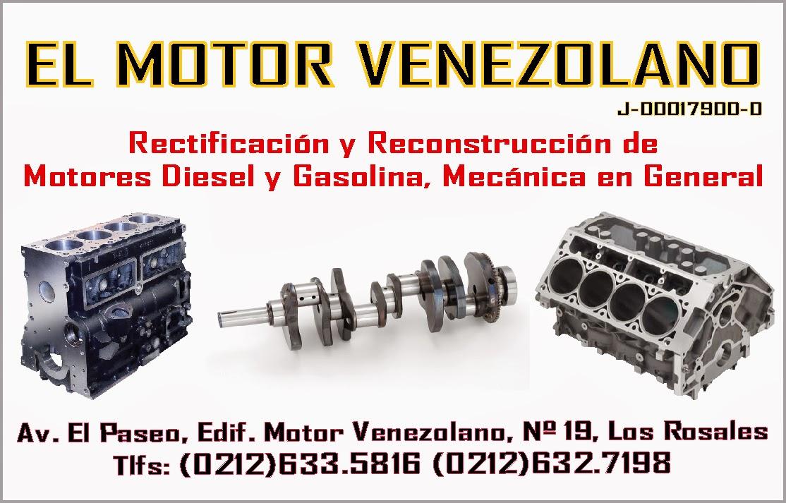EL MOTOR VENEZOLANO C.A. en Paginas Amarillas tu guia Comercial