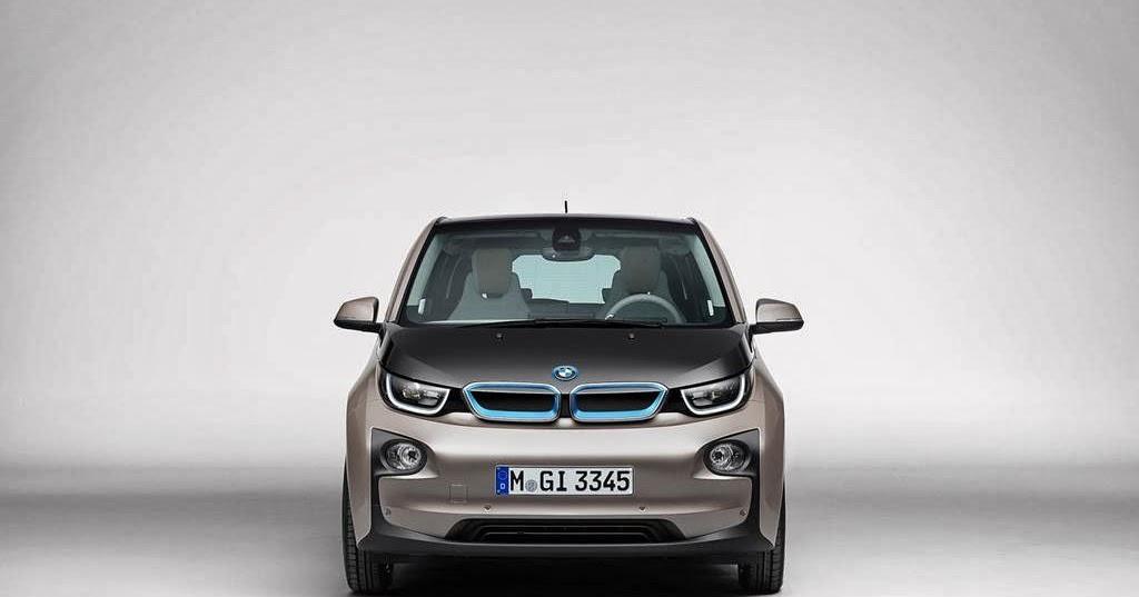 BMW i3 2014 - Mini Car Wallpapers Bmw I3