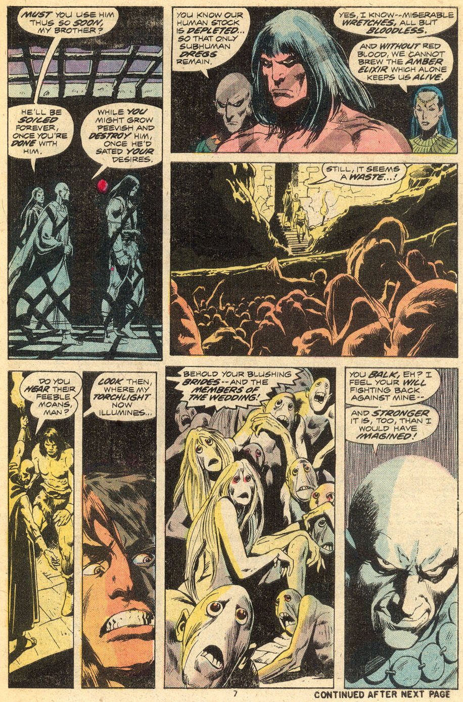 Conan the Barbarian (1970) Issue #44 #56 - English 6