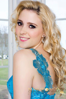 Miss World Denmark 2012 Christina Brix Husum