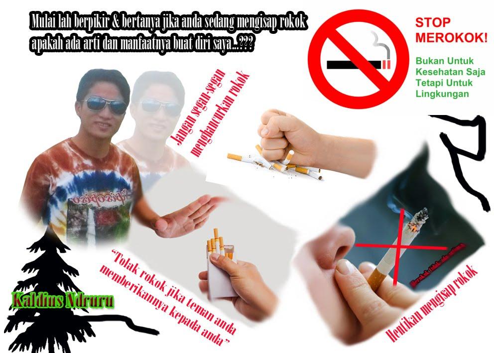 Hentikanlah Merokok