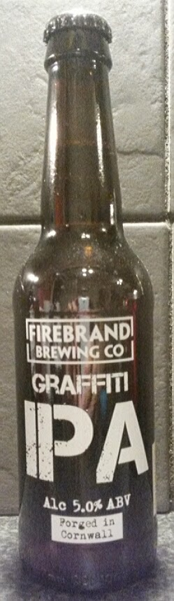 Graffiti IPA (Firebrand Brewing Co)