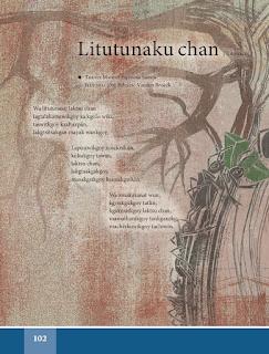 Litutunaku Chan/hormigas tutunakú - Español Lecturas 5to 2014-2015