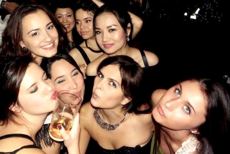 Leyla y sus amigas