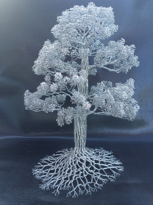 13-Clive-Maddison-Small-Wire-Tree-Sculptures-www-designstack-co