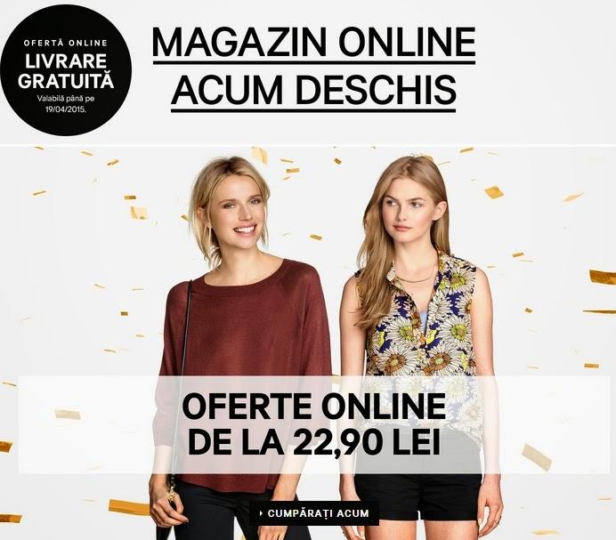 Cumpara online din magazinul online H&M Romania
