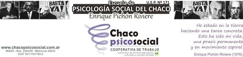 Cooperativa Chaco Psicosocial