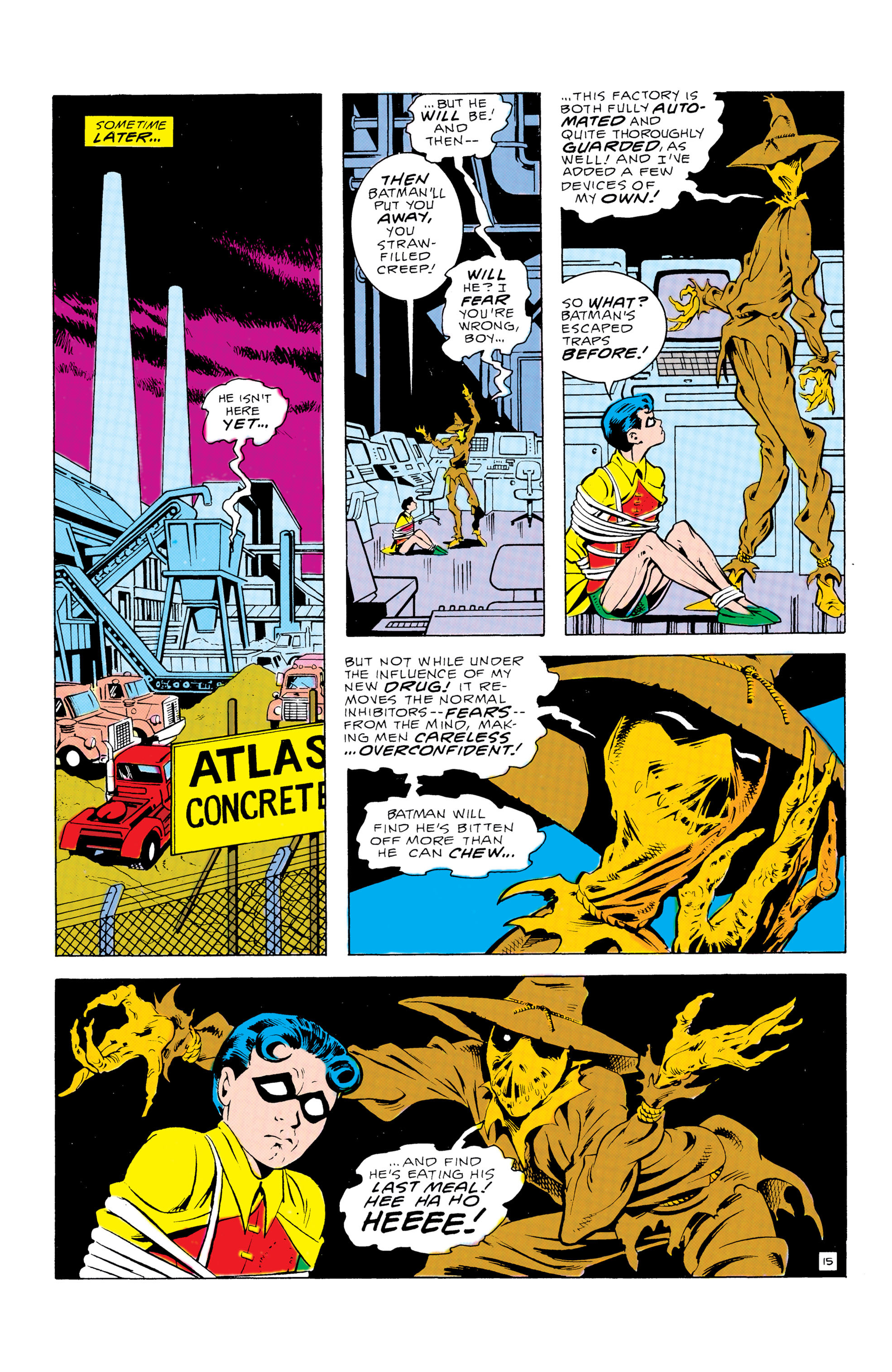 Detective Comics (1937) Issue #571 Page 16