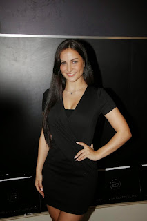 Elli Avram with Huma Qureshi Sizzling Pics at Dior Watches Launch Mumbai