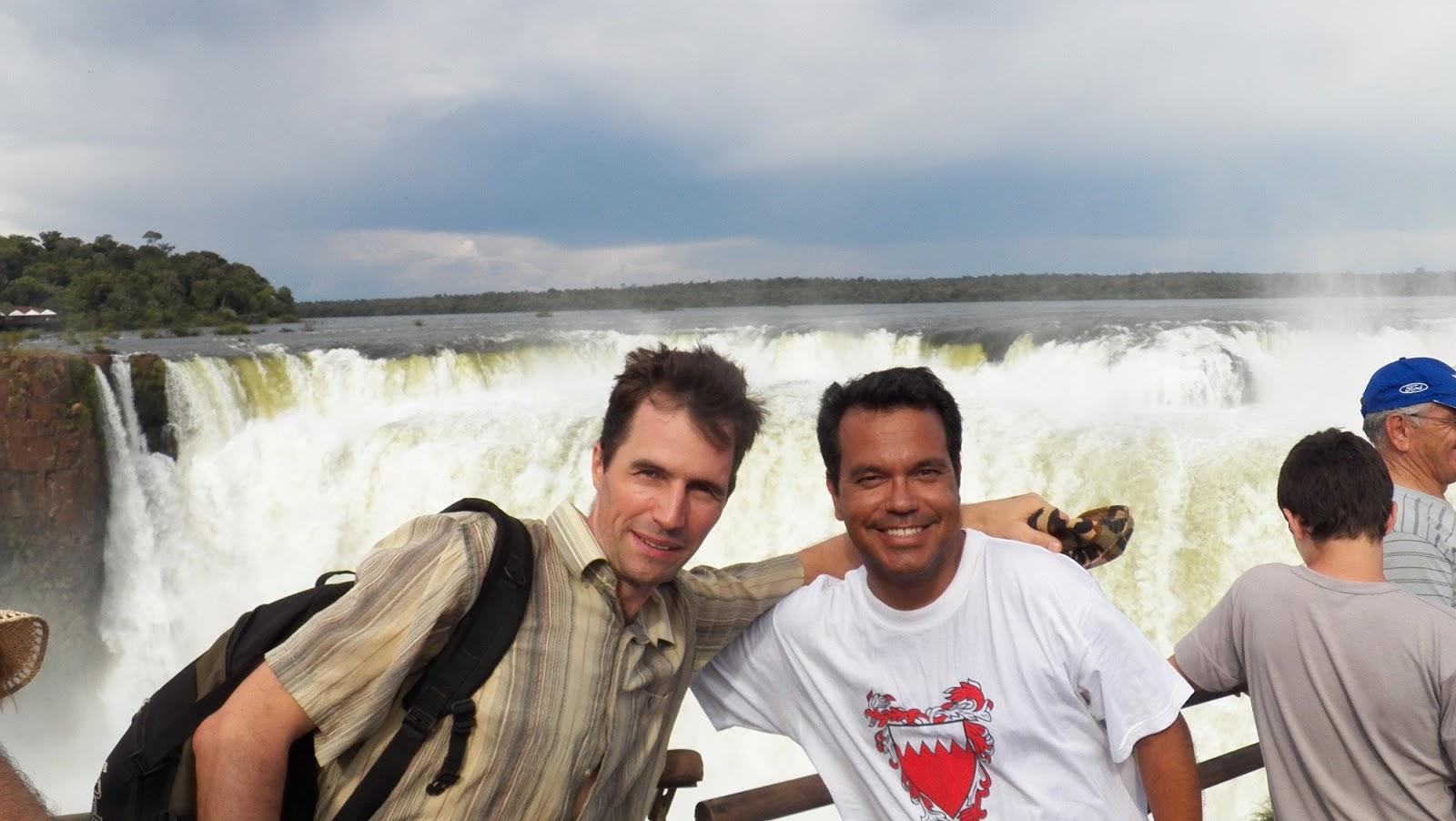 Garganta del diablo, Iguazú, Argentina