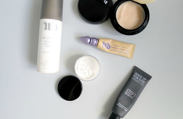 Best Products for Stopping Shine and Preventing Oil - Primer, Setting Spray, Powder