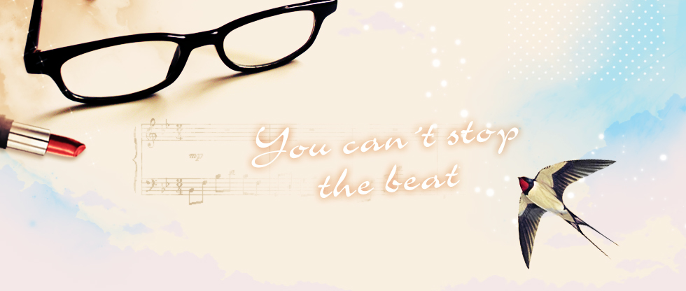 You can´t stop the beat