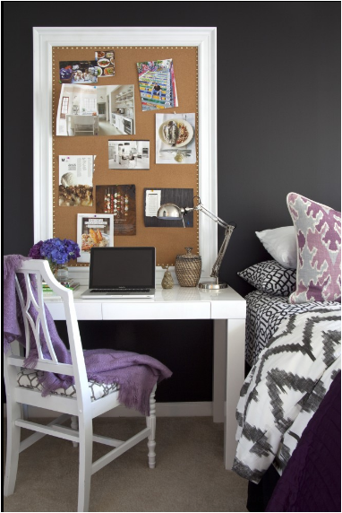 Decorating Ideas > 10 Beautiful Girls Dorm Rooms Roundups ~ Room Design Ideas ~ 193634_Beautiful Dorm Room Ideas