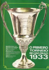 O 1º Torneio Rio-São Paulo-1933.