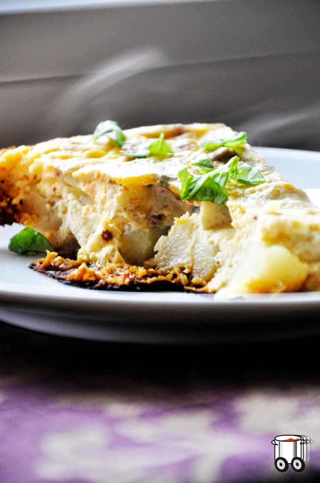Szybko Tanio Smacznie - Tortilla de patatas