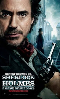 Sherlock Holmes Juego de sombras (2011)