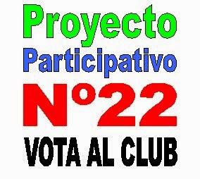Apoya el projecto del Club