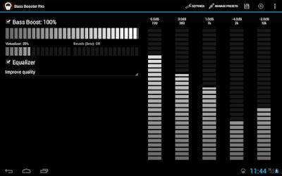 Music EQualizer - Bass Booster Pro v2.4.1 Apk Full Version