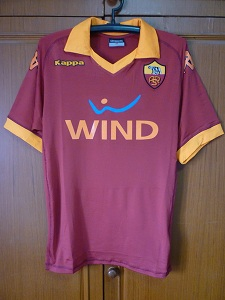 Restok Jersey AS Roma Home 2012/2013