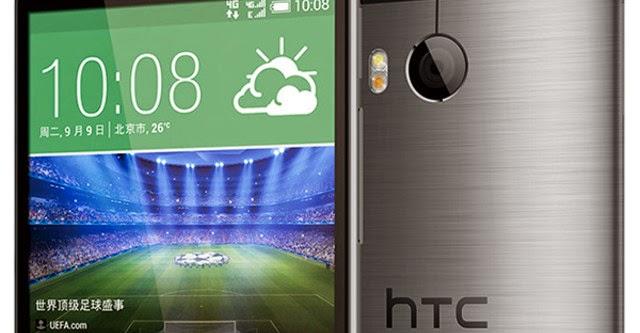 Chỉ có HTC One M8 Eye xách tay tại Việt Nam