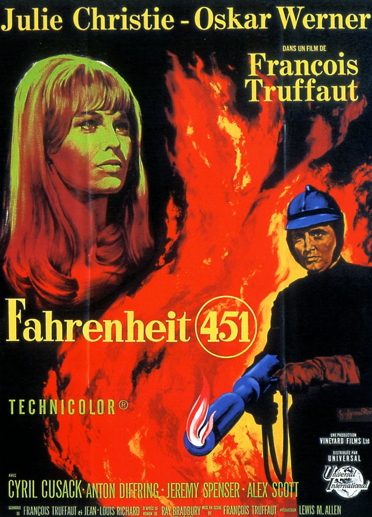 f 451 Fahrenheit 451 by ray bradbury, a novel based on his own short story the fireman (originally published in galaxy science fiction vol 1 no 5 in february 1951.