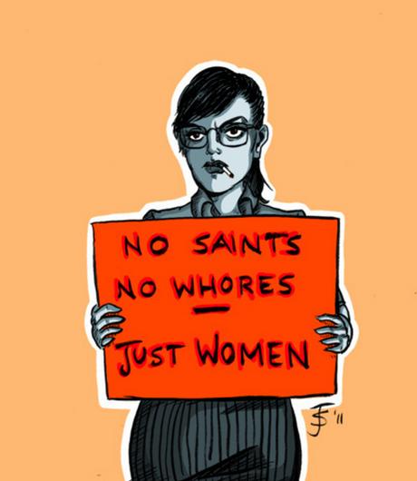 Just women