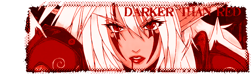 Darker than Red