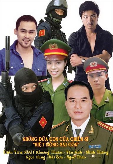 Nhung Dua Con Biet Dong Sai Gon