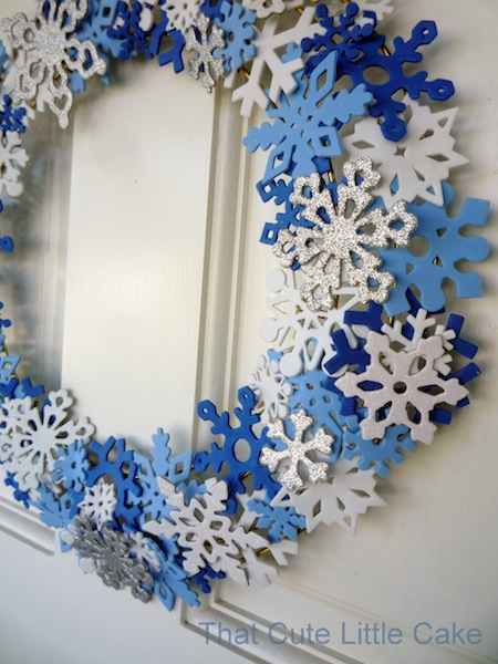 Image Result For Christmas Craft How To Make Paper Snowflakes