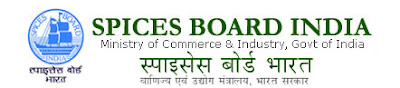 SPICES BOARD RECRUITMENT - 2013 FOR TRAINEES | DELHI