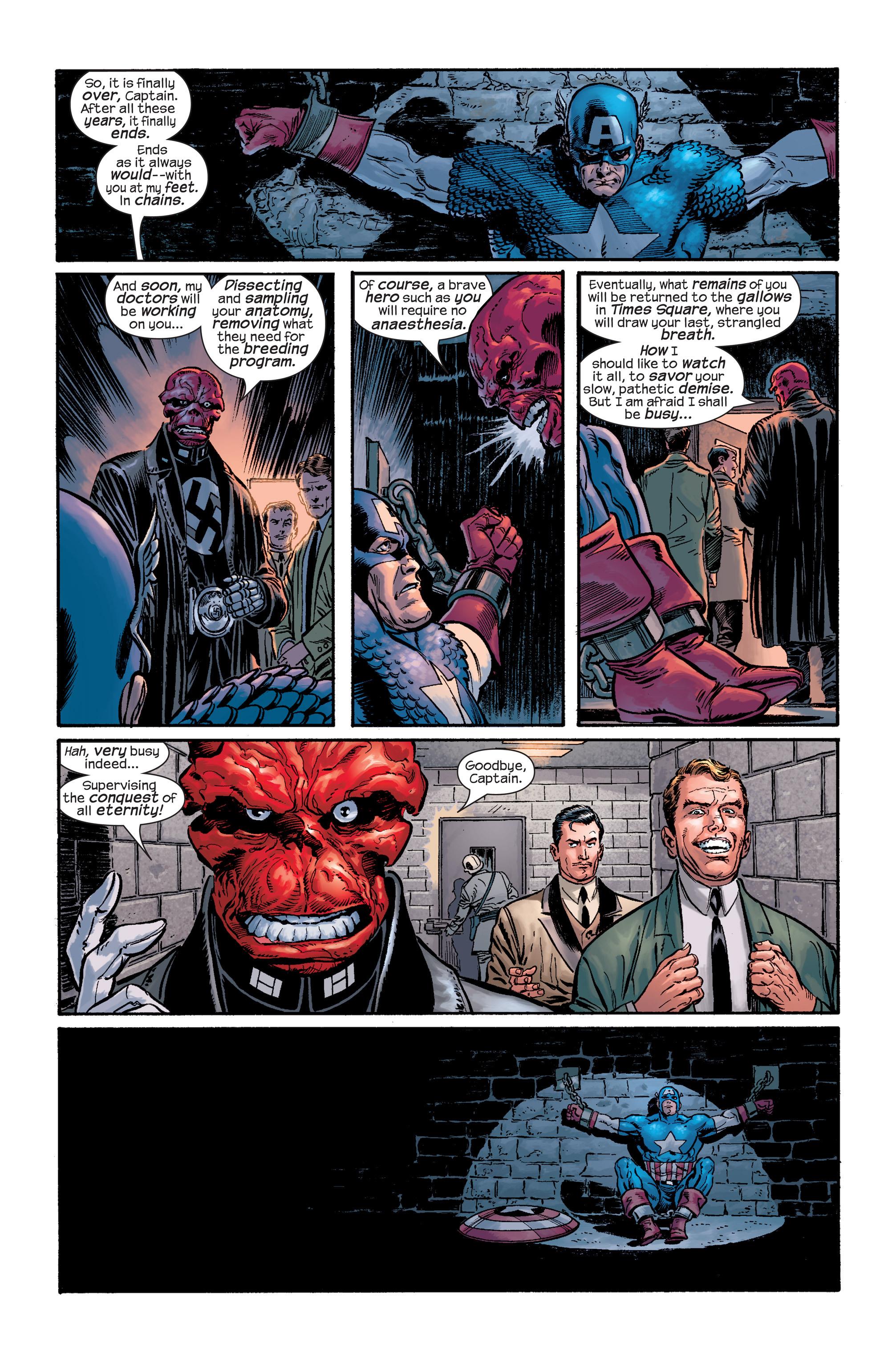 Captain America (2002) Issue #19 #20 - English 17