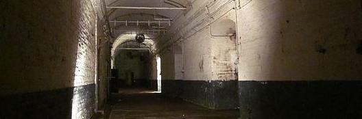 Tunnel rénové des souterrains de Berlin