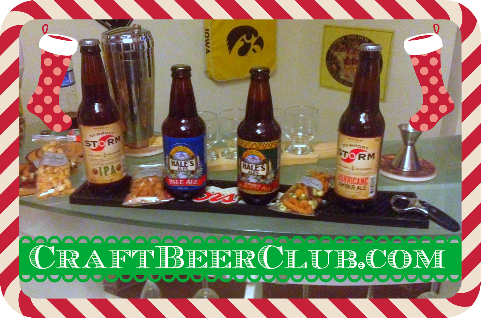 Product craft beer of the month club the food hussy for Best craft beer of the month club