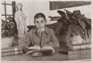 JOAQUIN SALGUERO CRUZ CURSO 1956-1957
