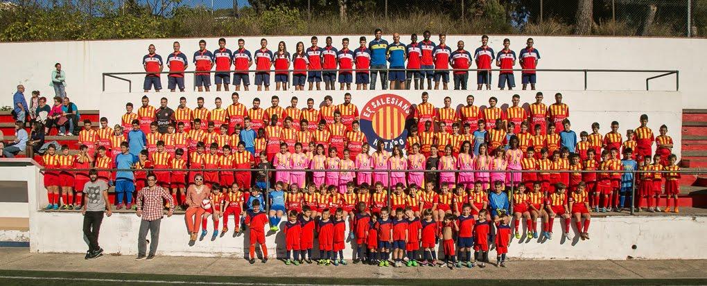 EF Salesians Mataró 15-16